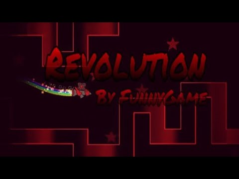 Revolution By FunnyGame [Harder] Geometry Dash 2.1