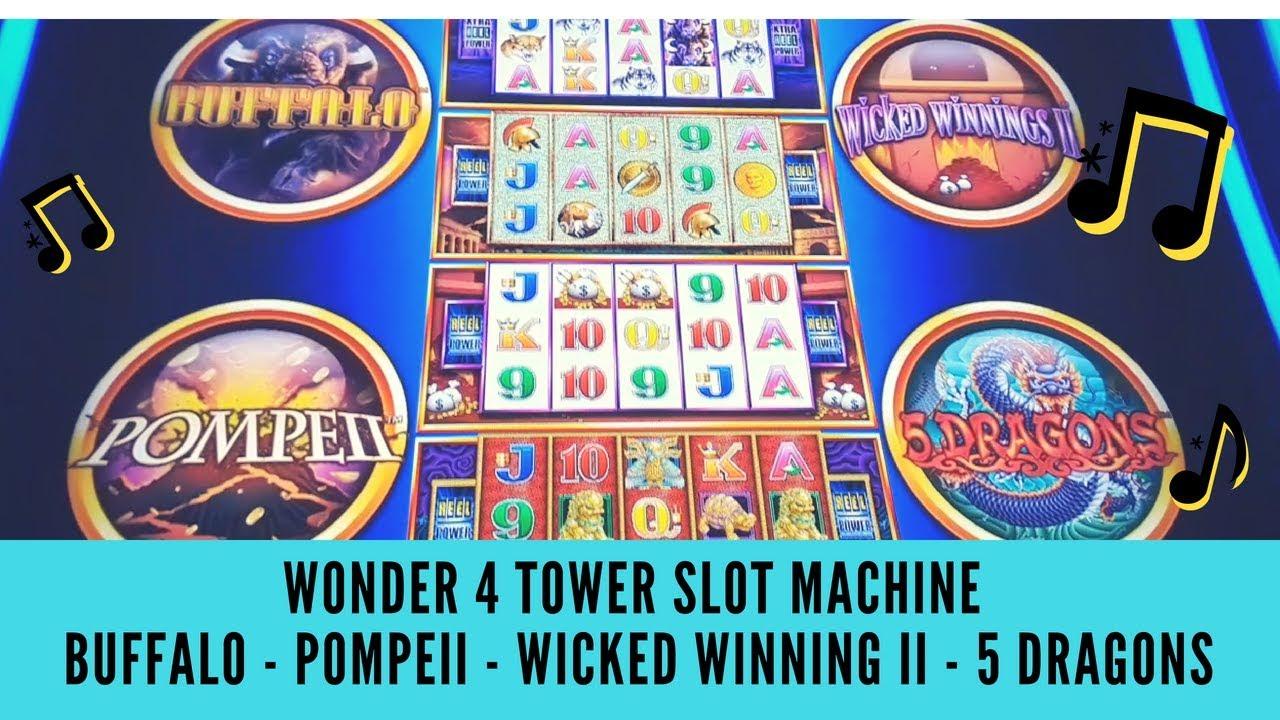 Wonder 4 online slot