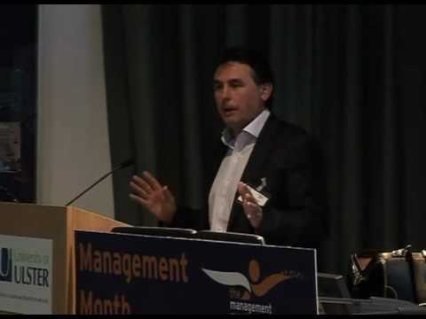 Stephen Magorrian speaks at M&L Conference 2011