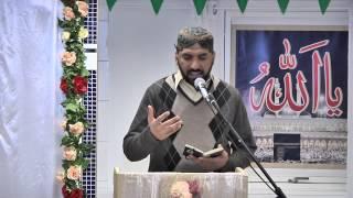 Halima Mein Tere Muqadaran To Sadqe by Abdul Manan at Muslim Senter Furuset Norway