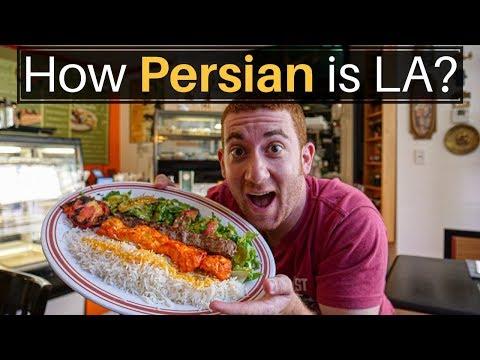 How PERSIAN Is LA? (TEHRANGELES)