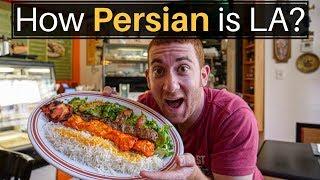 How PERSIAN is LA (TEHRANGELES)