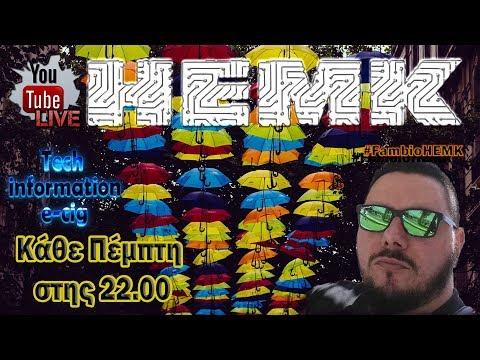 #Live46 #FambioHEMK Tech information for e-cig