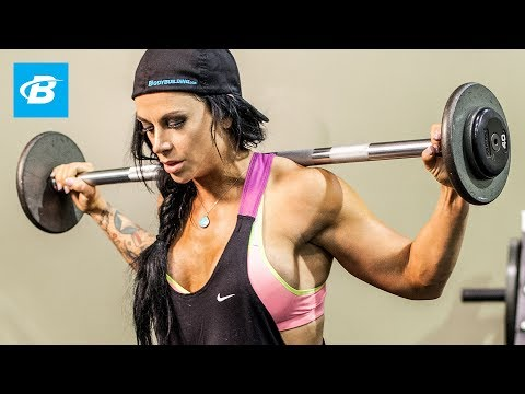 Full-Body Fat-Burning Circuit Workout   Ashley Horner