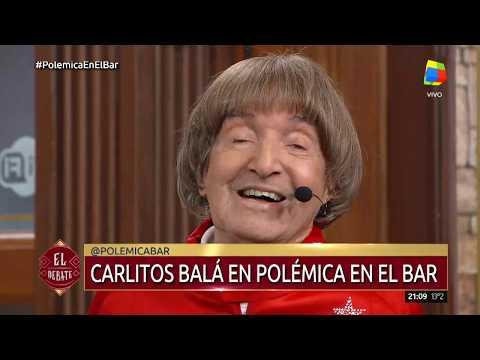 Carlitos Balá y Panam cantaron y emocionaron