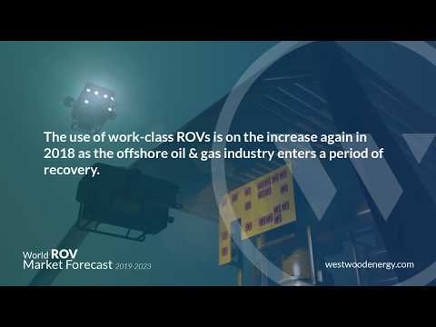 World ROV Operations Market Forecast 2019-2023