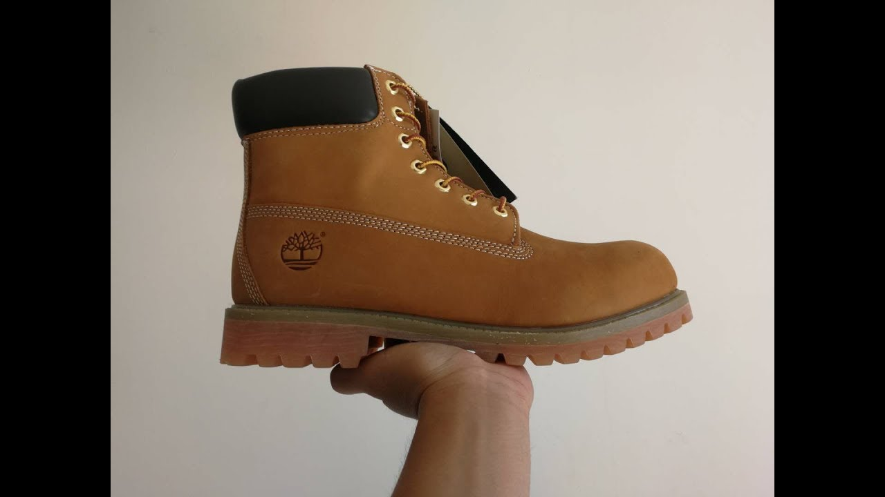 Evolucionar implícito Que  TIMBERLAND BOOTS Zapatos importados review and unboxing - YouTube