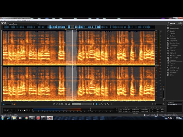 DedSkin-Noise Removal  Episode 1 (Gramma his noise)
