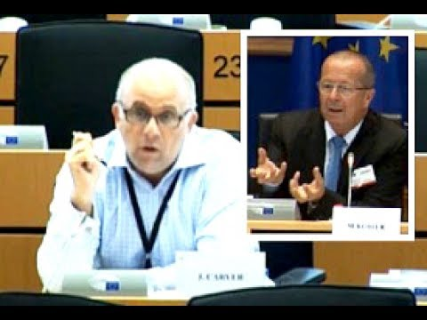 The influence of the Muslim Brotherhood in Libya - James Carver MEP