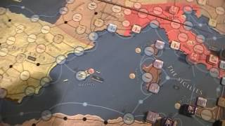 A lonesome Gamer plays Pax Romana 300 - 275 pt  2