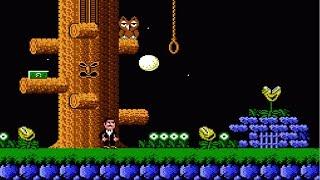 Addams Family NES (Семейка Аддамс денди) прохождение [049]