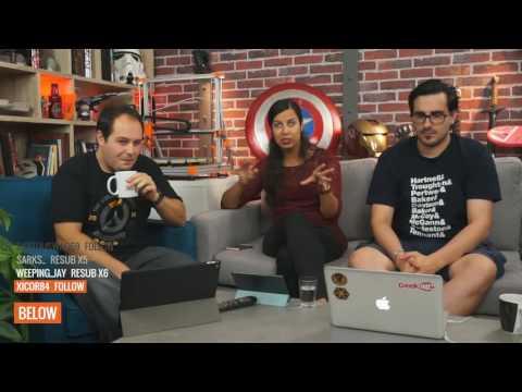 Geek Inc 240 : We can be Heroes !
