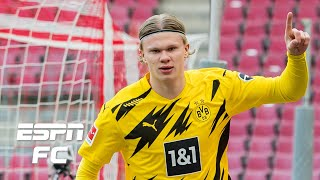 Is Barcelona a potential landing spot for Erling Haaland if Lionel Messi stays? | Extra Time