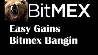 Bitmex 200k Bitcoin LONG LIVE