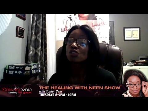 #VoicingTheGospel - Healing with Neen Show - @ 9pm - 10pm (est)