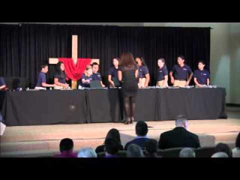 2016 02 27 Praise; Stonehill Christian Academy