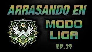 ¡A TOPE VS MAESTROS TOP 1! - Arrasando En Modo Liga Ep. 29 - CoD Black Ops 2