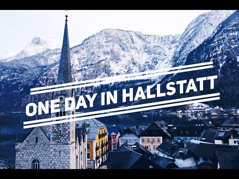 Road trip day 7: Beautiful Hallstatt, Austria in March