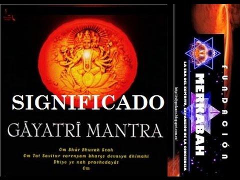 SIGNIFICADO DEL MANTRA GAYATRI, DESPERTAR DE LA CONCIENCIA, 2015