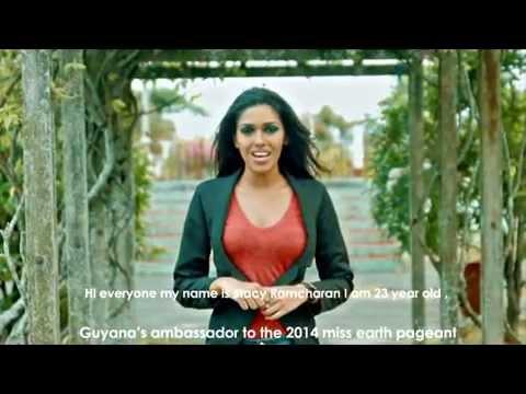 Miss Earth Guyana 2014 Eco-Beauty Video