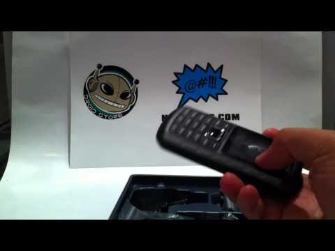 Unboxing Samsung B2100 Xplorer by DroidStore