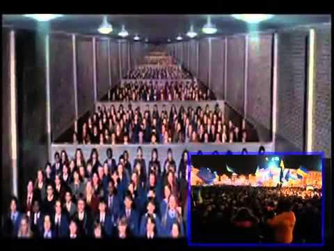 Украинская Стена Пинк Флойд - YouTube