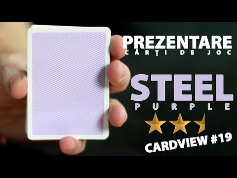 Prezentare Steel - Review Carti de joc - Cardview #19