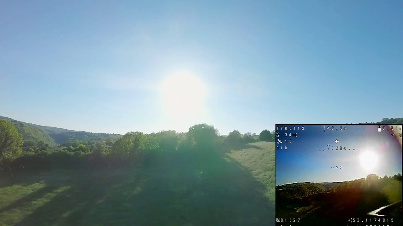 Learning to Fly FPV with a Tyro119 Quadcopter - Day 5 фотки