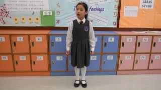 bcwkps的佛教中華康山學校_初小組編號2_孫悅云《會唱歌的小課桌》相片