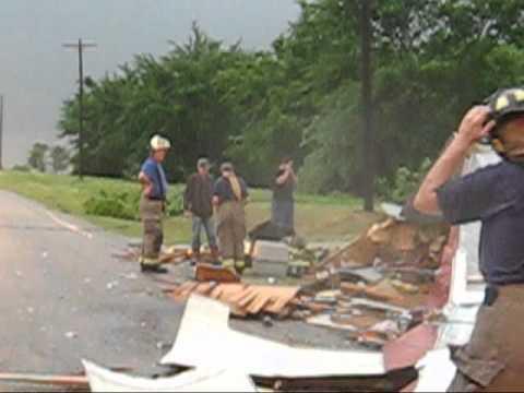 Storm Destroys Home, Injures Woman Near Ben Wheeler, Texas