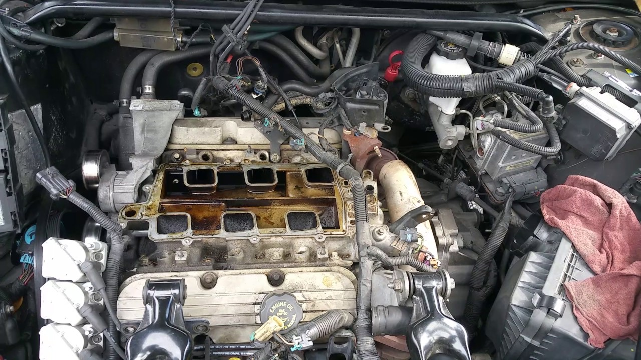 3 8 upper intake manifold gasket