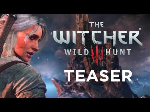 The Witcher 3: Wild Hunt Teaser Golden Joystick Awards 2014