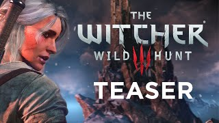 The Witcher 3: Wild Hunt Teaser Golden Joystick Awards 2014