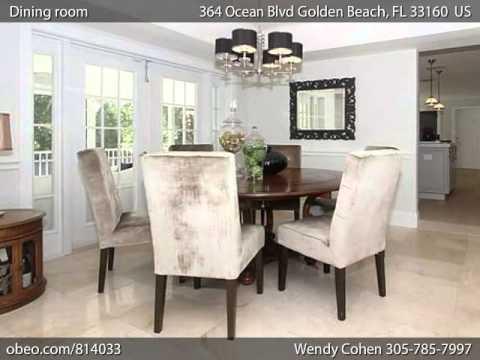364 Ocean Blvd Golden Beach FL 33160