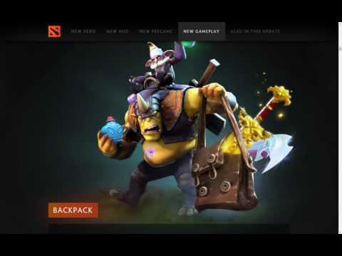 Dota2 7.00 Hero Talents, Backpack, Map Changes, Illusions, General Changes