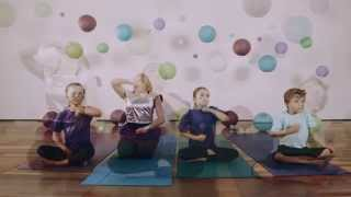 Light Up Little Lights Kids Yoga DVD Space Imagination Promo clip