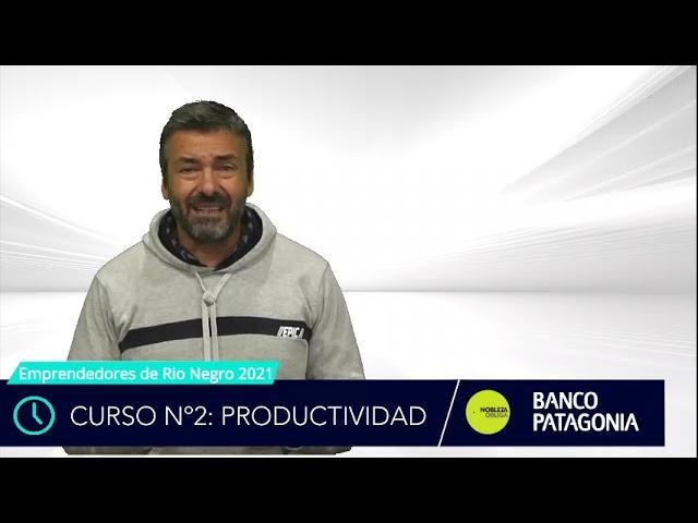 CURSO 2: PRODUCTIVIDAD (video 1)
