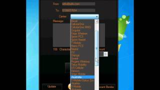 Repeat youtube video SMS Bomber v3.3.0 (FREE VERSION) - Coded by LiteFire