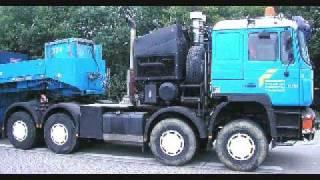 Er ist ein Kerl (Er fährt ´nen 30-Tonner Diesel), Gunter Gabriel, Coverversion