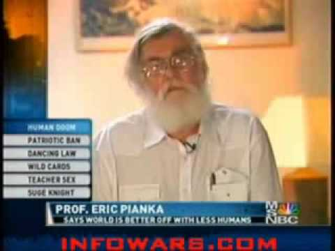 Population Control An Interview with Professor Eric Pianka