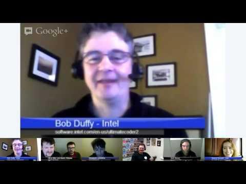 Ultimate Coder Challenge Week 2 - Google  Hangout