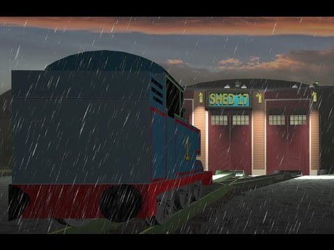 Thomas The Tank Engine : Shed 17