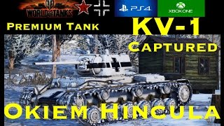 kv 1 captured okiem hincula wot xbox one ps4