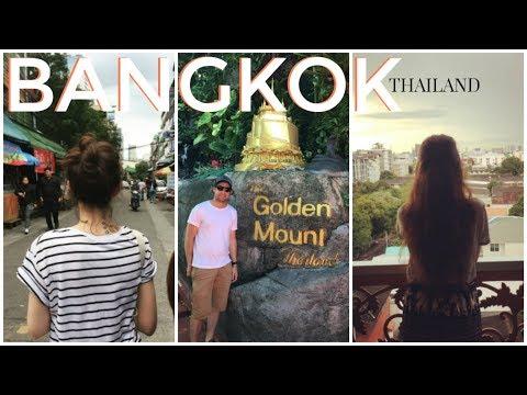 Bangkok 2017 -   Wat Pho, Grand Palace & Tuk Tuks.