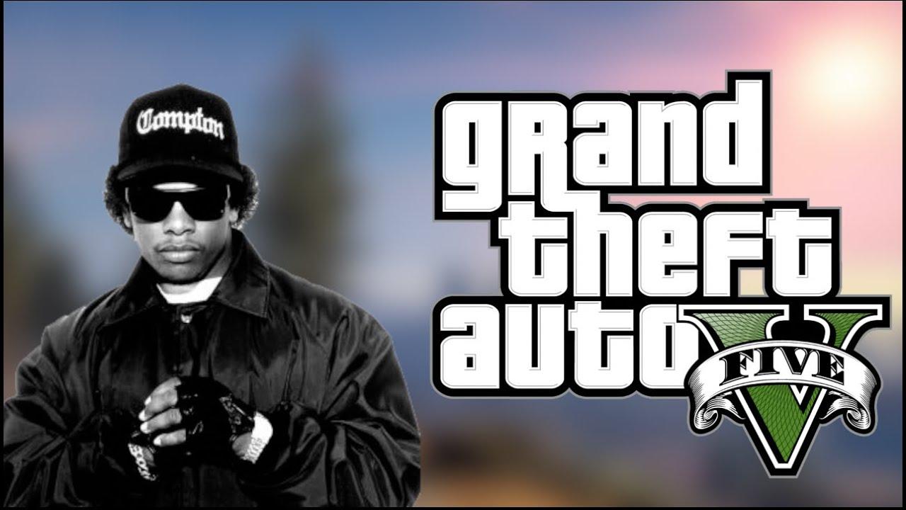 Grand Theft Auto 5 Eazy E no more questions music video ...