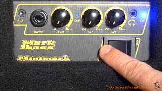 Markbass Minimark 802 (VLE VPF)