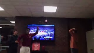 Golden State Warriors Buzzer Beater vs Houston Rockets REACTION!
