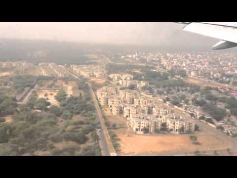 Landing at New Delhi Airport VLOG #14 Tracing the Paradise