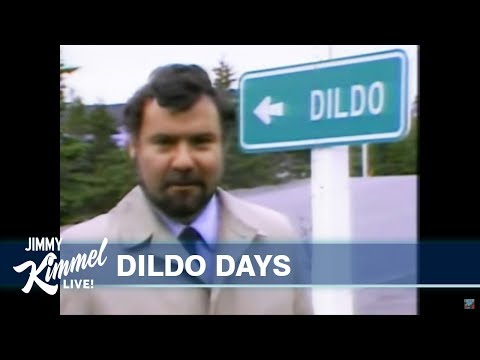 Dildo Stands Out in a Big Way