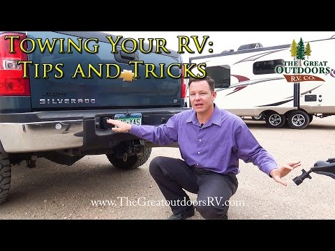 Towing Your Pop Up Travel Trailer and Fifth Wheel : Tips and Tricks